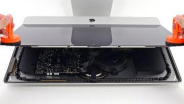 Opravy iMac