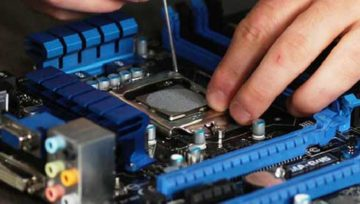 Opravy počítačů